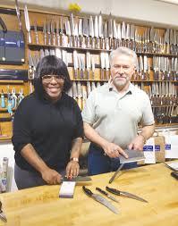 Happenings on Charles Street: Kitchenwares Has Edge on Knife ...