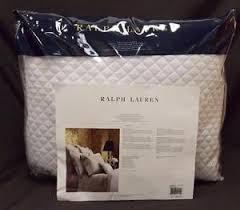 Ralph Lauren Wyatt Sateen KING Quilted Coverlet White | eBay & Image is loading Ralph-Lauren-Wyatt-Sateen-KING-Quilted-Coverlet-White Adamdwight.com