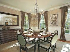 A David Iatesta #chandelier makes a statement in the #dining #room designed  by Andy Staszak.#interior #design | Beautiful Interiors | Pinterest |  Dining ...