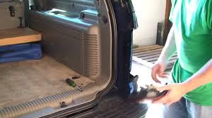 2003 Chevy Trailblazer Brake Light Bulb Replacement How To Change A Brake Light Bulb