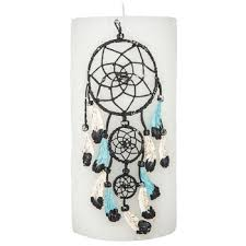 Hobby Lobby Dream Catcher Dreamcatcher Pillar Candle 100 x 100 Hobby Lobby 11007582100 25