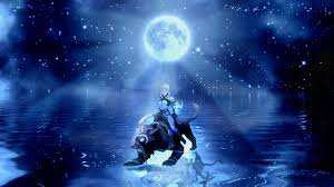 dota 2 luna warriors fantasy moon games magical animals