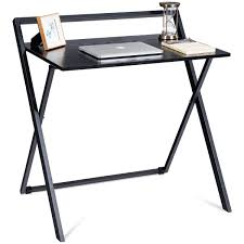 Wood and metal computer desk Diy Qty Home Depot Folding Computer Desk Pc Laptop Table Workstation Wood Top