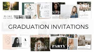 Best Graduation Party Invitations 22 Insanely Cute