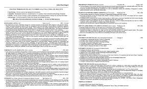 Navy Resume Examples How To Write A Military Curriculum Vitae Sample