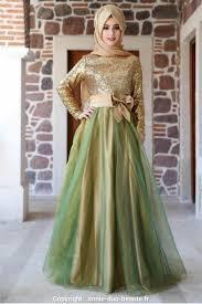 Coûteux Robe Pour Fille Voilée Robe De Soirée Pour Femme