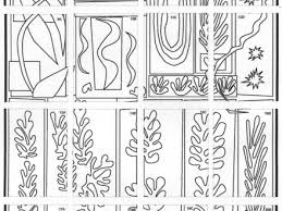 Henri Matisse Coloring Coloring Pages Henri Matisse Coloring Pages