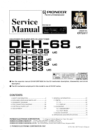 pioneer deh 1300mp wiring diagram solidfonts pioneer deh 1300mp wiring schematic diagram