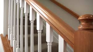 basement stairs railing. Open Handrail Vs Half Wall - Basement Remodeling Ideas Dublin Ohio YouTube Basement Stairs Railing F