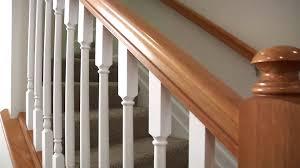 open handrail vs half wall basement remodeling ideas dublin ohio you