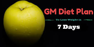 Image result for Can you lose weight with the 7-day GM diet?