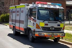 Johnston Ambulance Service File Ambulance Service Of New South Wales Rescue Hino Ranger 4