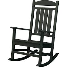 black outdoor rocker chair covers big w