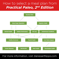 "How To Choose A Meal Plan From ""practical Paleo"" 2Nd Edition By ..."