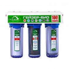 Купить <b>Гейзер</b> Био 312 для мягкой воды - <b>фильтр</b> под мойку ...