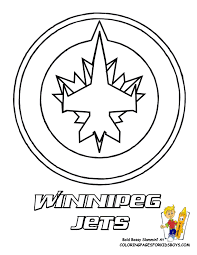 Small Picture Nhl Coloring Pages Coloring Home