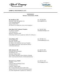 cover letter recommendation listing references on cover letter journalinvestmentgroup com