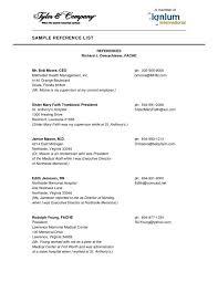 Letter For References Listing References On Cover Letter Journalinvestmentgroup Com