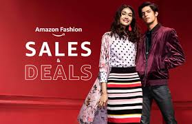Fashion Banner Amazon Fashion Explore Clothing Footwear Accessories