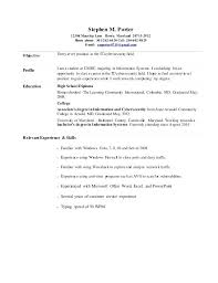Resume Cover Letter For Entry Level Position Network Security Engineer Cover Letter Sample Beautiful Resume For