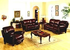 Leather Living Room Chair Living Room Beautiful Leather Furniture Sets For Living Room