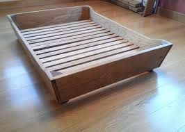 dog bed wood wood dog beds wood dog bed fancy style wooden dog bed raised luxury