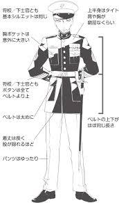 軍服の描き方カッコいい軍服でイラストの攻撃力を上げよう