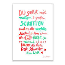Prints Mit Schönen Worten Nachhaltige Papierartikel Poster Fürs