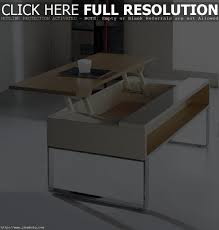 Space Saving Coffee Table Gas Lift Coffee Table Coffee Table Decoration
