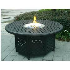 gas fire pit dining table bronze outdoor cast aluminum round height gas fire pit table natural gas fire pit dining table gas fire pit dining table uk