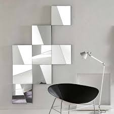 contemporary wall mirrors decorative awesome