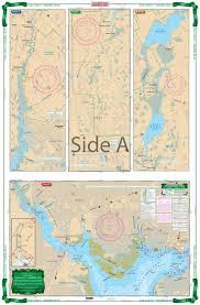 Myakka River Tide Chart Peace And Myakka Rivers Large Print Navigation Chart 4e