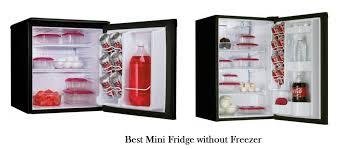 mini refrigerator without freezer.  Mini List Of The Best Mini Fridge Without Freezer In Refrigerator Without KitchenBrandzcom
