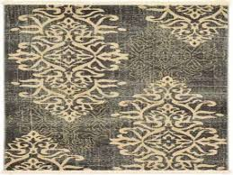 gray damask area rug rugs for blue damask rug