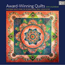 Award Winning Quilts 2015 Wall Calendar: 9781604684469 ... & ... Award Winning Quilts 2015 Wall Calendar Adamdwight.com