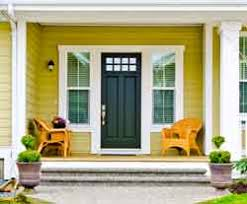 front door curb appealSpring Open Houses and Curb Appeal  Home Tips for Women