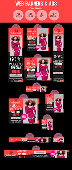 100 image banner ads psd templates ps net special offer s banner design