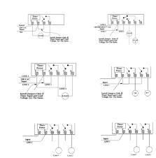 intermatic et8215c Intermatic Photocell Wiring Diagram 240 Volt