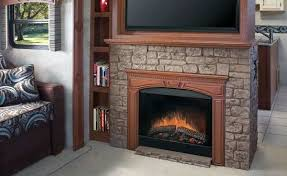 2 sided fireplace insert unique dimplex 39 2 sided built in electric fireplace insert
