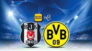Beşiktaş Borussia Dortmund maçı Tv8'de yayınlanacak mı? Şifreli mi,  şifresiz mi? 15 Eylül Tv8 yayın akışı