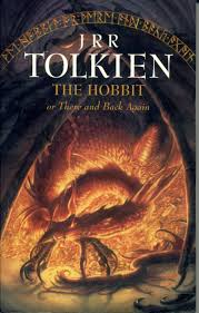 book cover hobbit the hobbit daddy read this to my sisters and i when we were