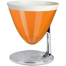 <b>Весы</b>-<b>таймер кухонные</b> Uma, оранжевые - 56-7180CO <b>Casa Bugatti</b>