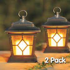 Lighting  Garden Post Lights B 2pcs Lot Chapiter Lamp Solar Solar Lights Garden Uk