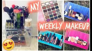 My Weekly Makeup | Sephora Favorites Set Edition! - YouTube