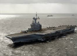 French aircraft carrier Charles de Gaulle - Wikipedia