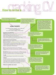How To Write Skills In Resume How to write a cracking school leaver CV TARGETcareers 65