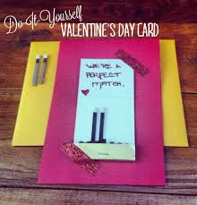 10 wonderful diy valentines day ideas for him diy valentines day card bepaperie 1