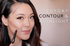 everyday contour highlight tutorial