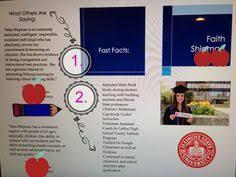 Teacher Brochure Example 193 Best Teacher Brochure Images On Pinterest Page Layout