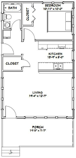 ideas about Shed Houses on Pinterest   Shed House Plans    Tiny House       sq ft   flip the bdrm and bath so plumbing closer together  or flip the kitchen  Ryan Shed Plans